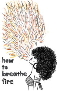 "link to purchase ""how to breathe fire"""